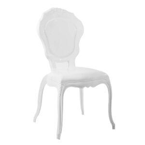 Belle Chair White