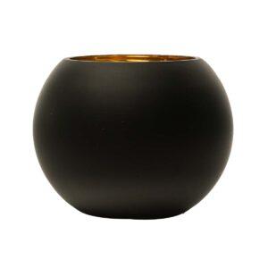 Black Bubble Vase
