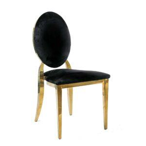 Black Madison Chair