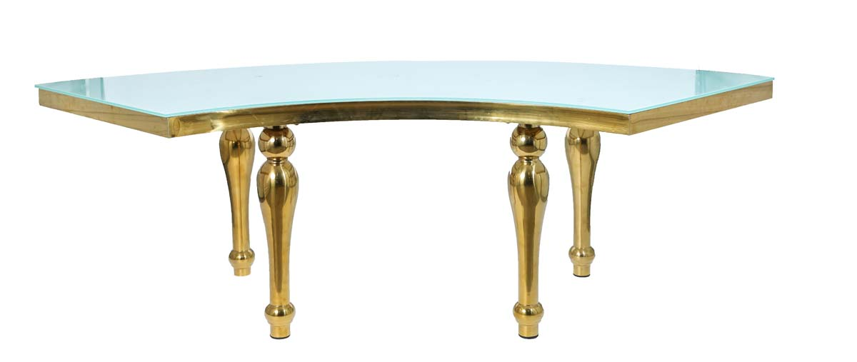 Cartier Curved Table