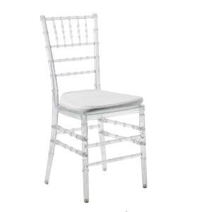 Clear Tiffany Chair