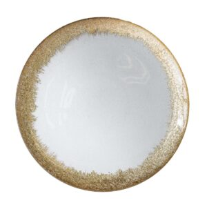 Gold Splash Plate