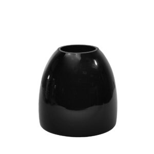 Oenoecoe Black Vase