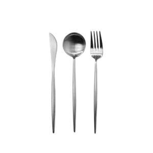 Silver Tusk Cutlery Set