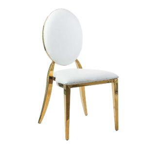 White Madison Chair