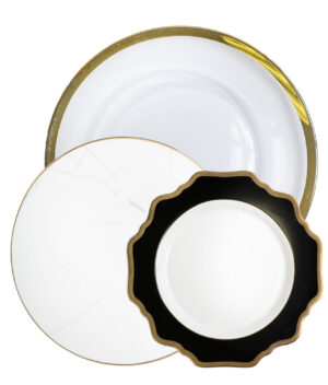 Side and Dinner Plates