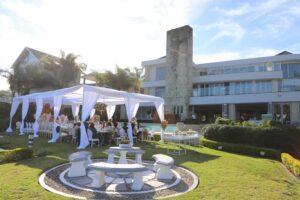 Cabana Structure